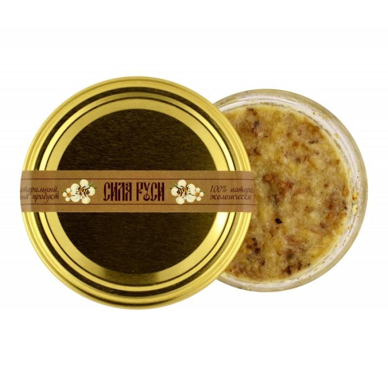 Крем-мёд с грецким орехом