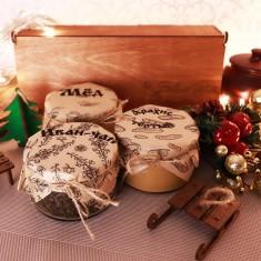 """Подарочный набор """"С Новым годом и Рождеством!"""""""