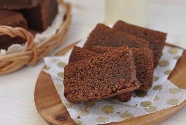 Рецепты к чаю: шоколадный-прешоколадный брауни