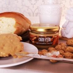 Арахисовая паста с мёдом
