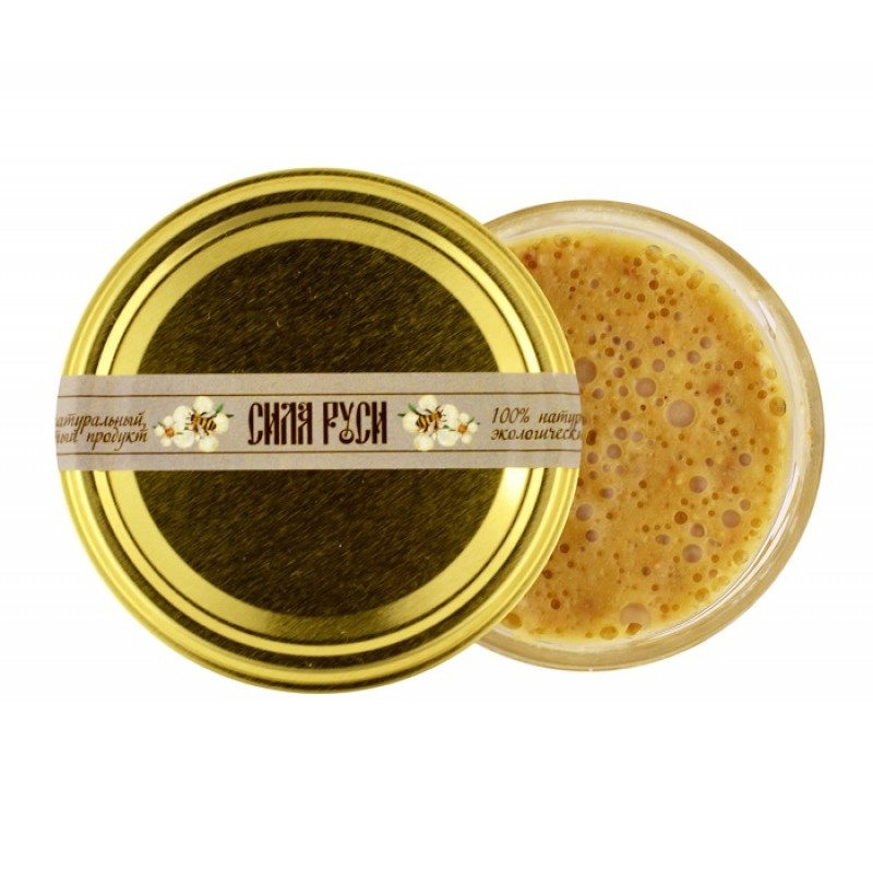 Крем-мёд с арахисом