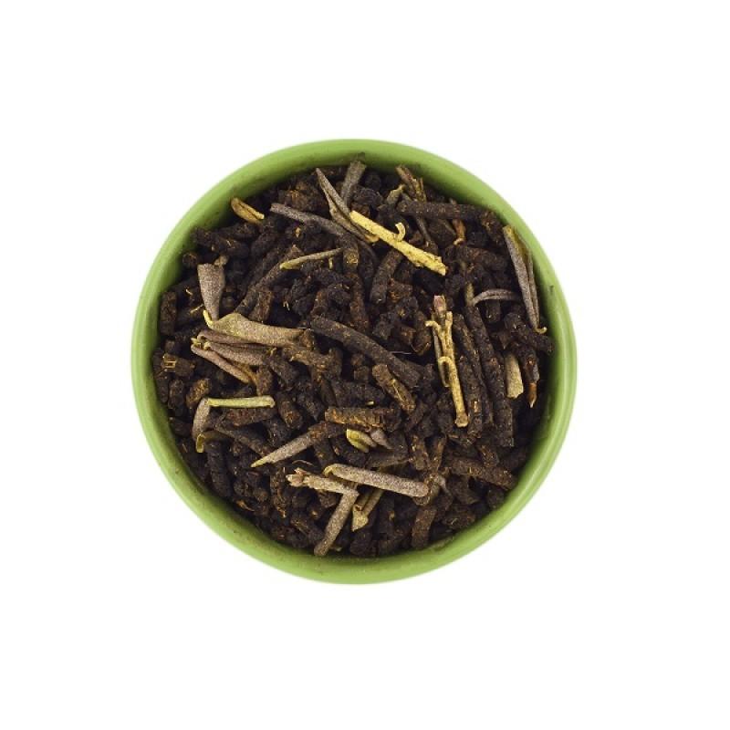 Иван-чай с листьями саган-дайля